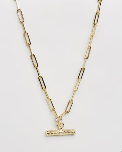 Albert T-Bar Necklace