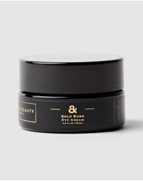 Edible Beauty - & Gold Rush Eye Cream