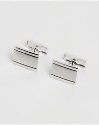 Geoffrey Beene - Rectangle Cufflinks