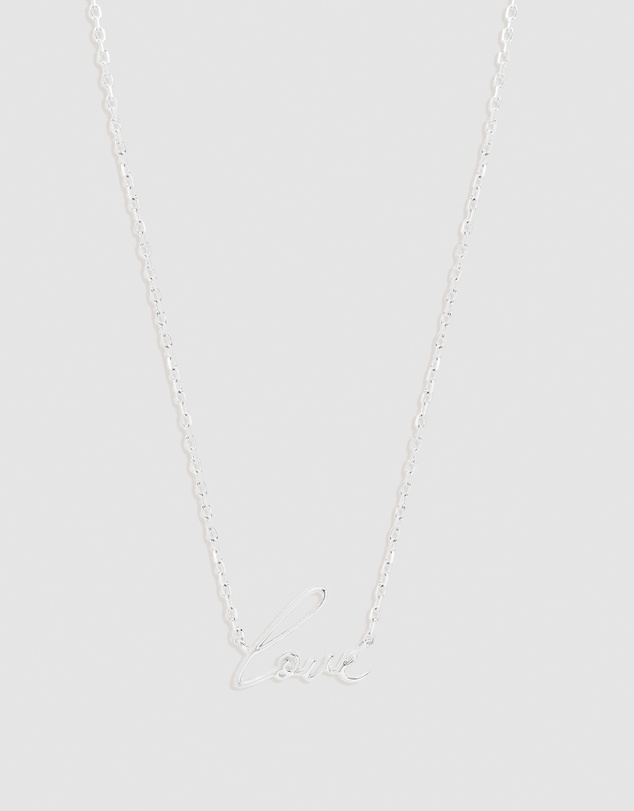 Women All You Need Necklace