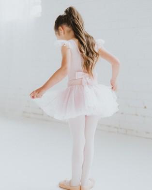 Flo Dancewear Sequin Tutu   Kids - Skirts (Flo Pink)