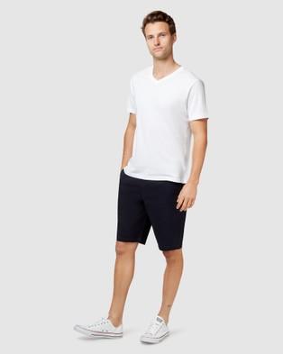 Jeanswest Duke Chino Shorts - Chino Shorts (Ink)