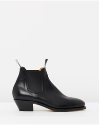 R.M.Williams - Adelaide Cuban Heel Boots