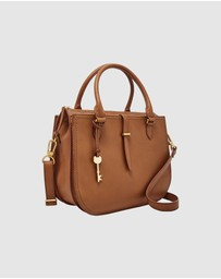 Fossil - Ryder Brown Handbag