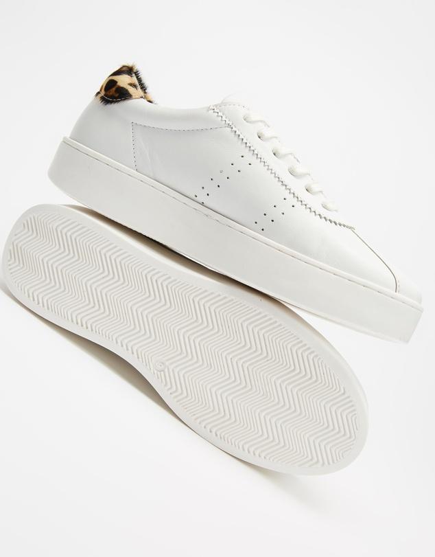 Women Kiely Leather Sneakers