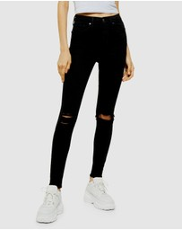 TOPSHOP - Jamie Jeans Ripped