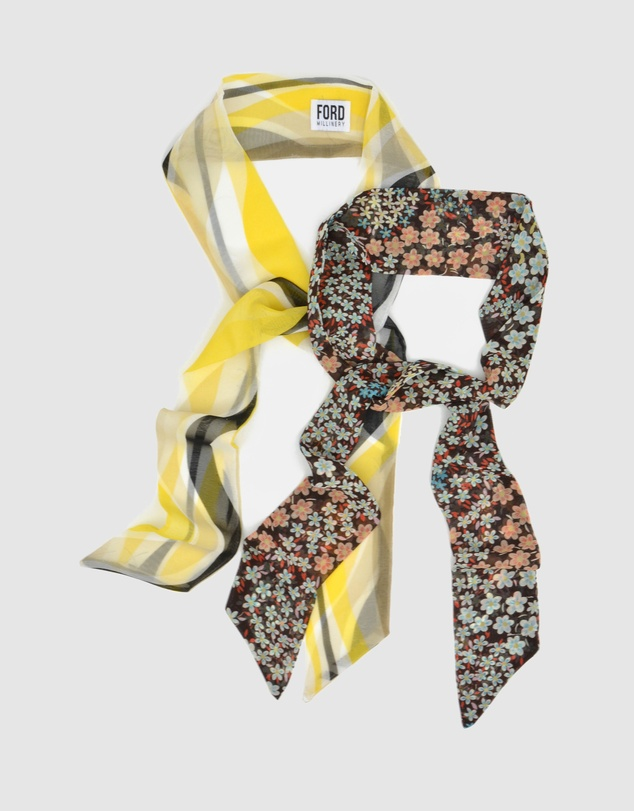 Ford Millinery - Iowa & Woodstock Styling Scarf Set