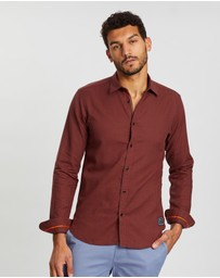 Scotch & Soda - Classic Regular Fit Shirt