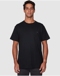 RVCA - Rvca Pocket Short Sleeve Tee