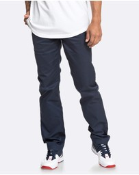 DC Shoes - Mens Worker Straight Denim Jeans
