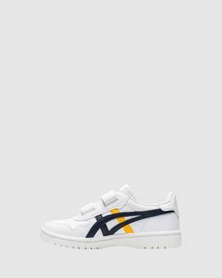 ASICS Japan Pre School - Sneakers (White/Midnight)