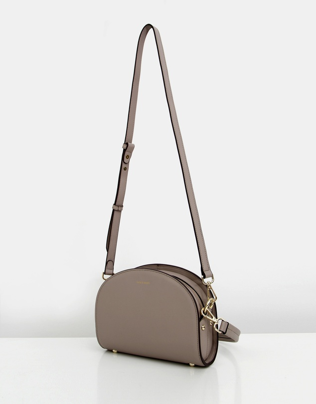 Belle & Bloom - Priscilla Leather Cross-Body Bag