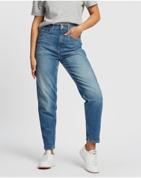 Tommy Jeans - Mom High-Rise Tapered Jeans