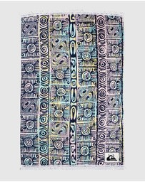 Quiksilver - Womens Rituals Beach Towel