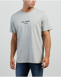 Lee - Classic Embroidery Tee