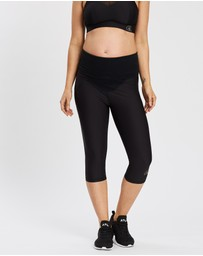 MummActiv - 3/4 Pregnancy and Postpartum Leggings