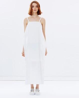 Gary Bigeni – Polina Tunic Dress – Dresses (White)