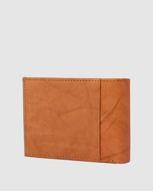 Loop Leather Co Big Mac - Wallets (Mid Tan)