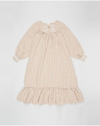Liilu - Smocked Dress - Babies-Teens