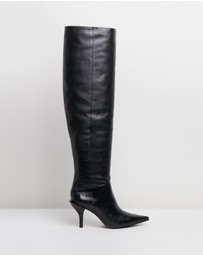 CAMILLA AND MARC - Carmine Over-Knee Boots
