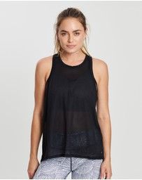 GAP Fit - Burnout Tie Back Tank