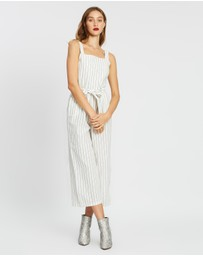 ONLY - Canyon Strap Crop Jumpsuit
