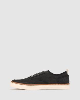 Betts Orlando Canvas Sneaker - Lifestyle Sneakers (Black)