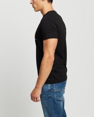 Diesel T Diegos X43 T Shirt - T-Shirts & Singlets (Black)