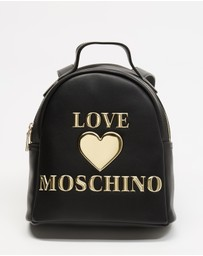 LOVE MOSCHINO - Logo Backpack