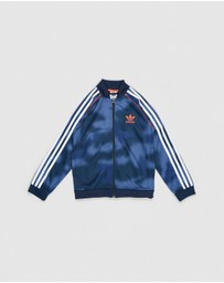 adidas Originals - Camo Track Jacket - Teens