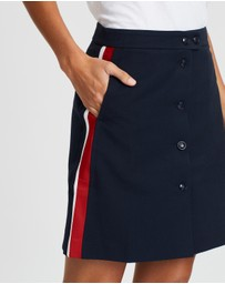 Tommy Hilfiger - Diana Mini A-Line Skirt