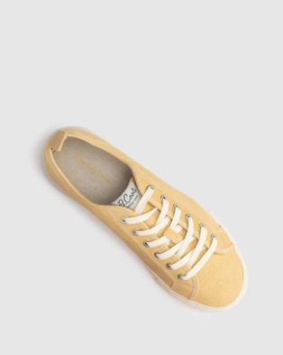 Barney Cools - Poolside Sneakers Lifestyle (Yellow)