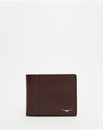 R.M.Williams - Wallet with Coin Pocket
