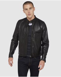 Oxford - Dylan Leather Jacket