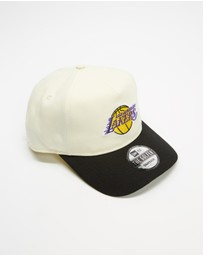 New Era - The Golfer Two-Tone Cap - Los Angeles Lakers