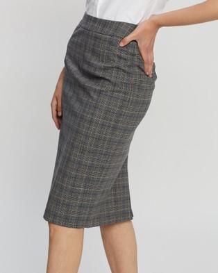 Farage Lane Skirt - Pencil skirts (Grey)