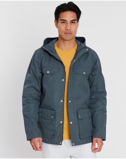 Fjallraven Greenland Jacket Dusk