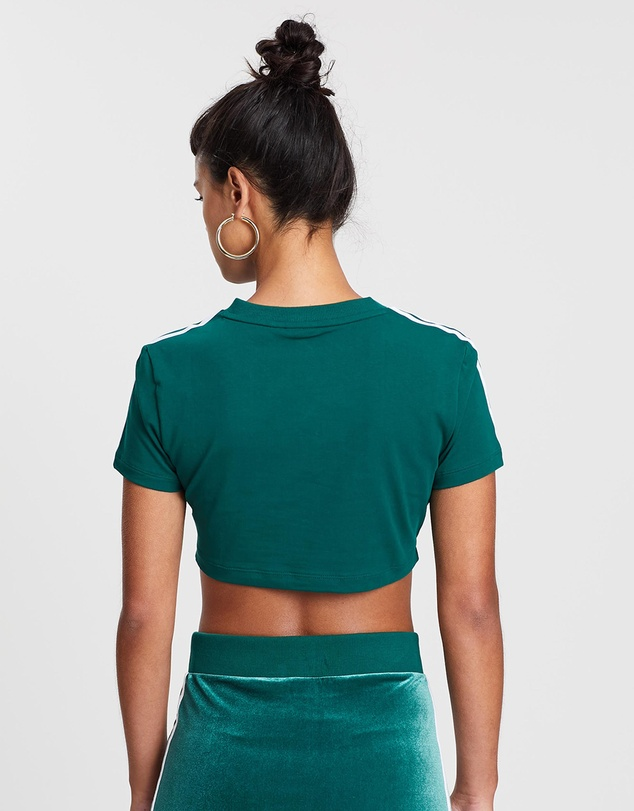 adidas Originals - Cropped Tee