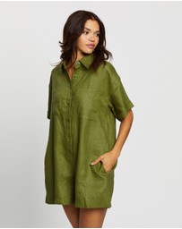 AERE - Relaxed Utility Playsuit