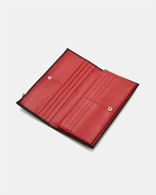 Nakedvice The Drew - Wallets (Red)