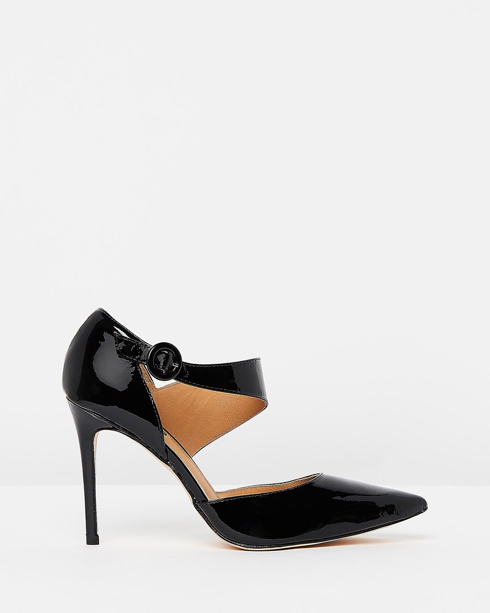 Nina Armando Kyndal All Pumps Black Patent Kyndal