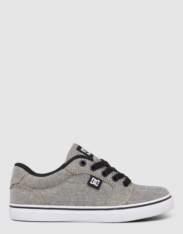 DC Shoes - Boys 8-16 Anvil Shoe