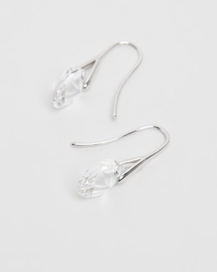 Mestige Pascal Earrings with Swarovski?« Crystals - Jewellery (Silver)