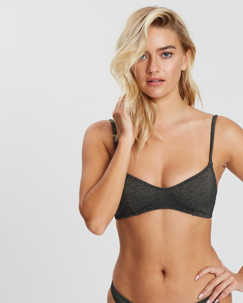 b5f03671ee The Rachel Bikini Top by SOLID   STRIPED Online