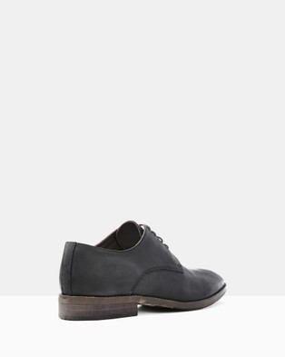 Croft - Lyon Dress Shoes (Black)