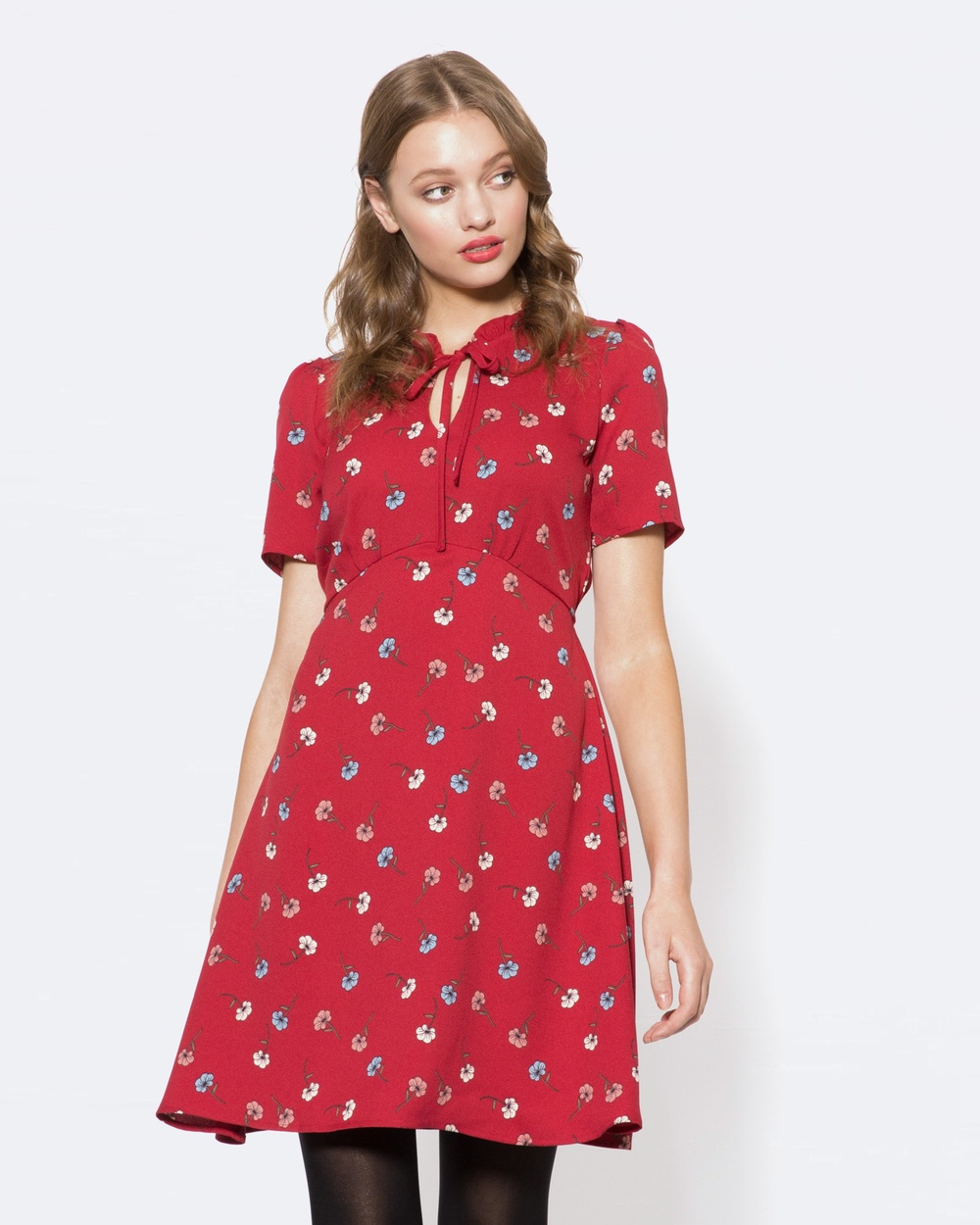 Princess Highway Annabelle Dress Dresses Red Annabelle Dress