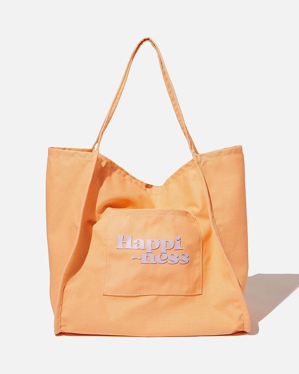 Rubi Amelia Tote Bags Melon & Happiness