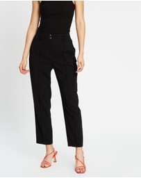 Dorothy Perkins - Elastic Back Peg Pants