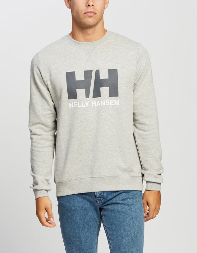 Helly Hansen - HH Logo Crew Sweat - Men's