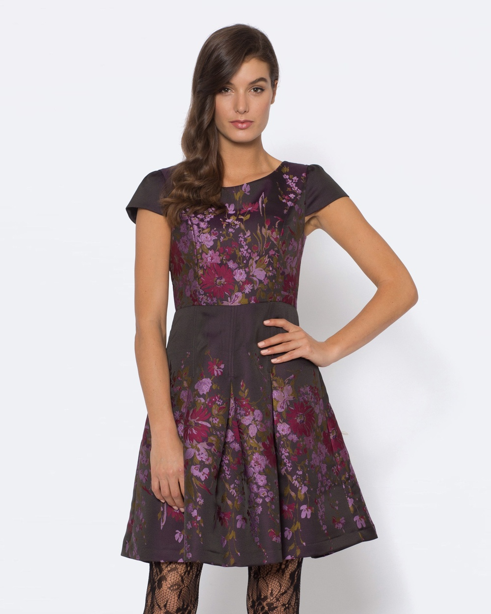 Alannah Hill It Just Blooms Dress Dresses multi It Just Blooms Dress